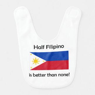 Half Filipino Bibs
