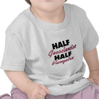 Half Geoscientist Half Vampire Shirt