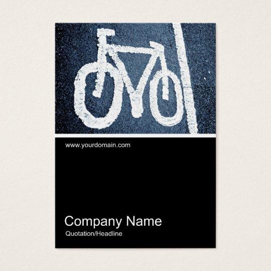 Half&Half Photo 069 - Road Bike Business Card