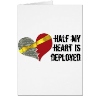 half heart is deployed cards