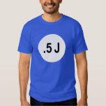 Half Japanese T Shirt
