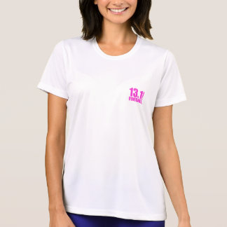 Half Marathon Finisher - Pink T-Shirt
