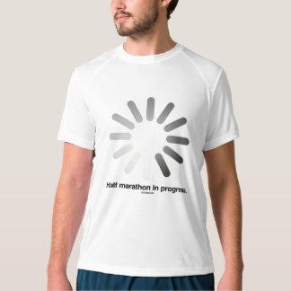 Half Marathon in progress -  .png T-Shirt
