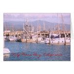 Half Moon Bay, California Greeting Card