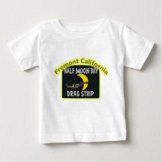 Half Moon Bay Dragstrip Baby T-Shirt