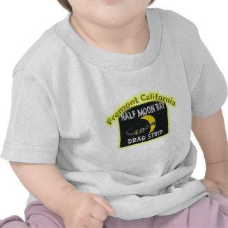 Half Moon Bay Dragstrip T Shirts