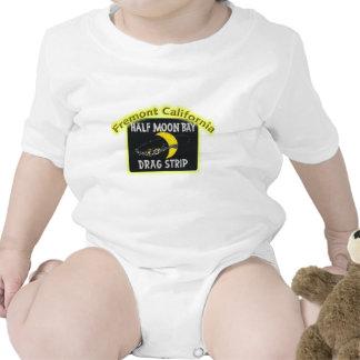 Half Moon Bay Dragstrip Baby Bodysuit