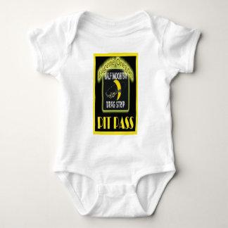 Half Moon Bay Pit Pass Baby Bodysuit