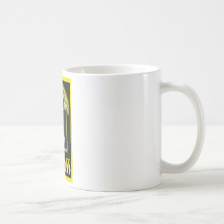 Half Moon Bay Pit Pass Basic White Mug