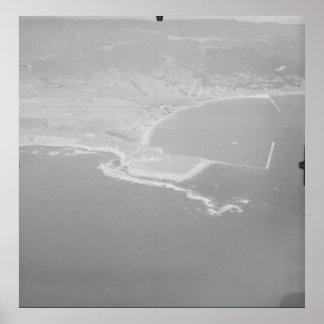 Half Moon Bay – Point Montara '56 Poster