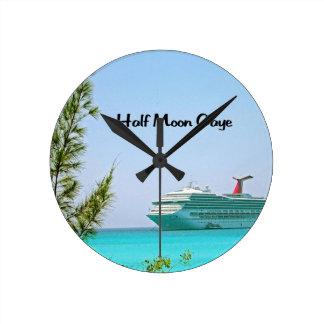 Half Moon Caye Bahamas Clocks