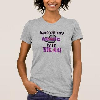 HALF MY HEART IRAQ T-Shirt