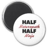 Half Naturopath Half Ninja