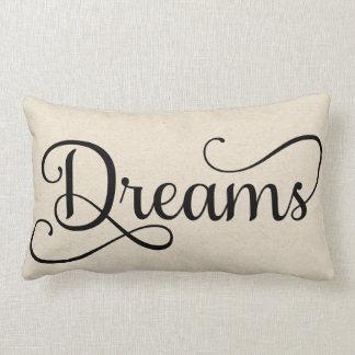Half of Sweet Dreams | Dreams Lumbar Cushion