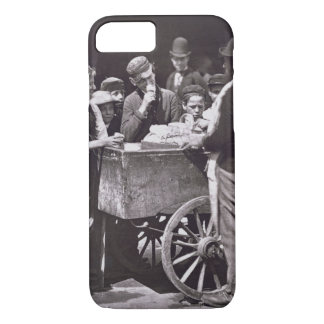 Half Penny Ices, from 'Street Life in London', 187 iPhone 8/7 Case
