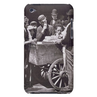 Half Penny Ices, from 'Street Life in London', 187 iPod Case-Mate Case