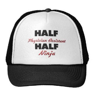 Half Physician Assistant Half Ninja Hats