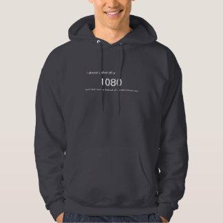 Half pipe 1080 hoodie