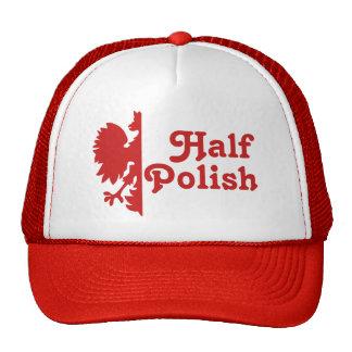 Half Polish Trucker Hats