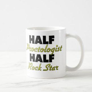 Half Proctologist Half Rock Star Mug