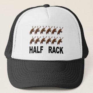 Half Rack Trucker Hat