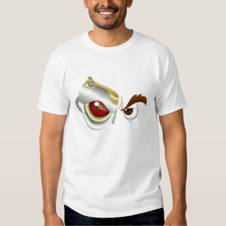 Half-robot shirt