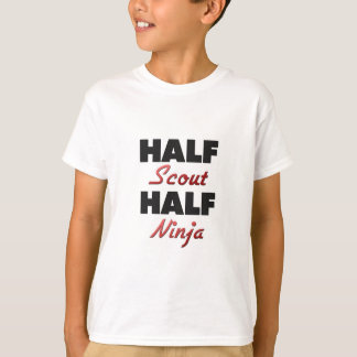 Half Scout Half Ninja T-Shirt