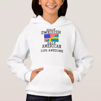 Half Swedish Half American