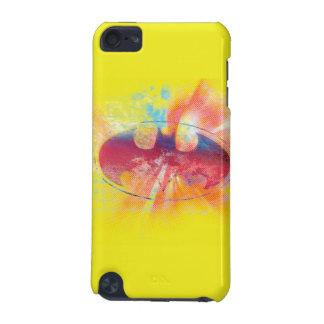 Half-Tone Dot Bat Symbol iPod Touch 5G Covers