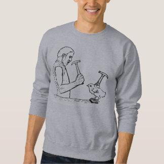 Half Wit Dark Passenger - Standoff Pullover Sweatshirts