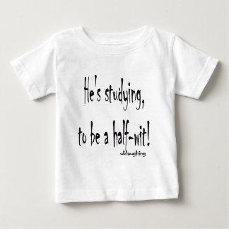 half-wit t shirt