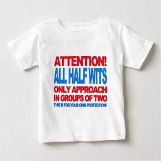 Half Wits T-shirts