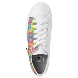 HalfFlat shoe Printed Shoes