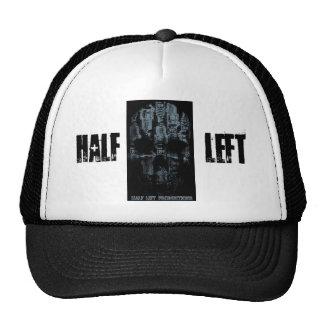 halfleft logo, HALF, LEFT Cap