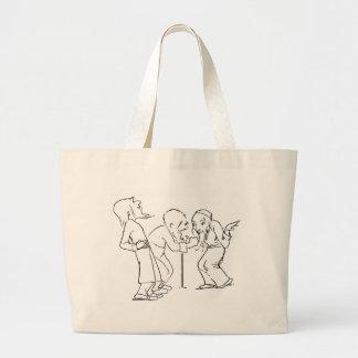 halfling-4 tote bag