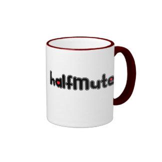 halfMute Mug