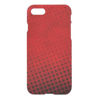 Halftone pattern background iPhone 8/7 case