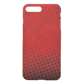 Halftone pattern background iPhone 8 plus/7 plus case