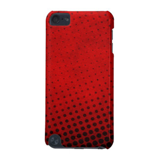 Halftone pattern background iPod touch 5G covers