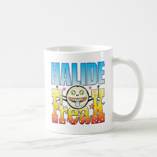 Halide Freaky Freak Basic White Mug