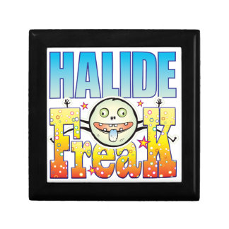 Halide Freaky Freak Small Square Gift Box