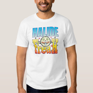 Halide Freaky Freak Tee Shirts