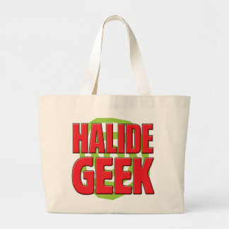 Halide Geek Canvas Bag