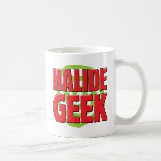 Halide Geek Basic White Mug