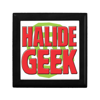 Halide Geek Jewelry Boxes