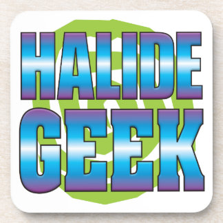 Halide Geek v3 Beverage Coasters