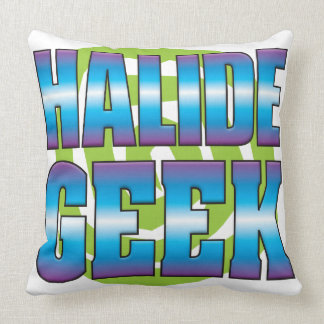 Halide Geek v3 Pillow
