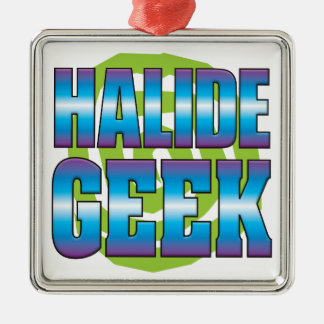 Halide Geek v3 Ornaments