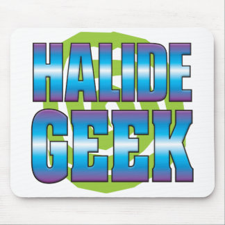 Halide Geek v3 Mouse Pads