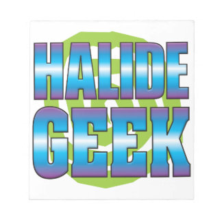 Halide Geek v3 Memo Notepad